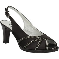 Schuhe Damen Sandalen / Sandaletten Grace Shoes E7793 Schwarz