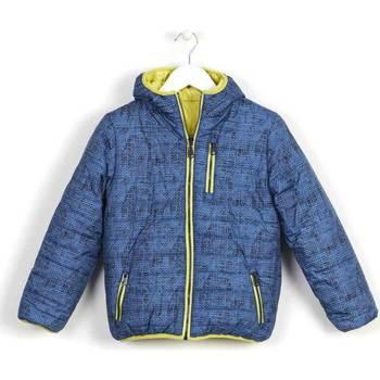 Kleidung Kinder Daunenjacken Losan 623 2008AA Blau