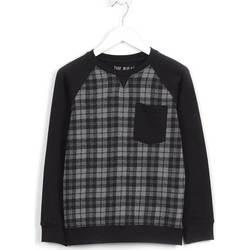 Kleidung Kinder Sweatshirts Losan 623 6004AA Schwarz