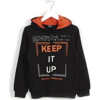 Kleidung Kinder Sweatshirts Losan 623 6660AA Schwarz