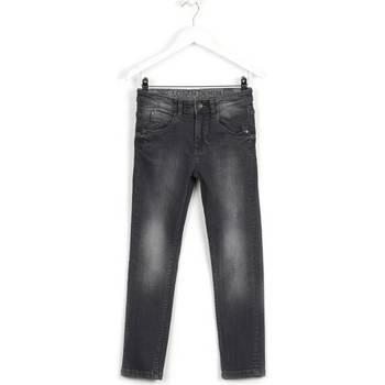 Kleidung Kinder Slim Fit Jeans Losan 623 9002AA Grau