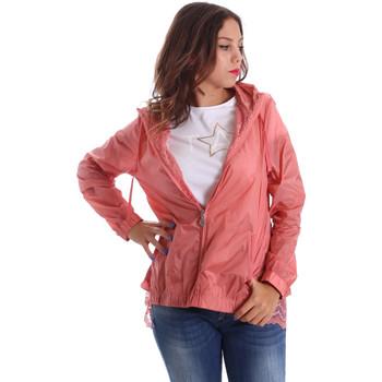 Kleidung Damen Windjacken Fornarina BE173C30N29968 Rosa