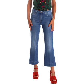 Kleidung Damen Bootcut Jeans Wrangler W230BG39W Blau