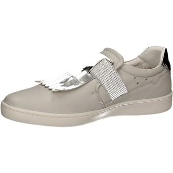 Keys 5058 Weiß - Schuhe Slip on Damen 3595