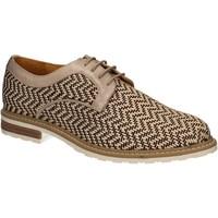 Schuhe Damen Derby-Schuhe Keys 5095 Rosa