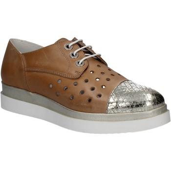 Schuhe Damen Derby-Schuhe Keys 5107 Braun