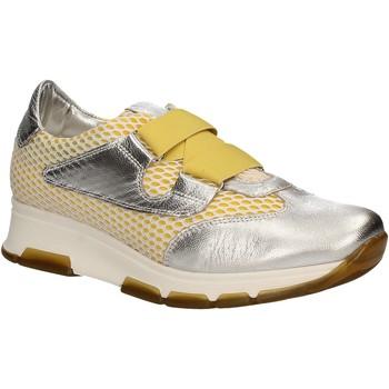 Schuhe Damen Sneaker Low Keys 5183 Gelb
