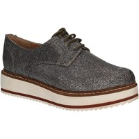 Schuhe Damen Derby-Schuhe Exé Shoes E17007232R11 Silber