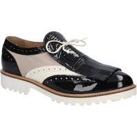 Schuhe Damen Derby-Schuhe Maritan G 160758 Schwarz