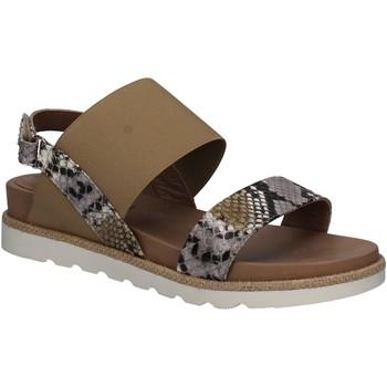 Schuhe Damen Sandalen / Sandaletten Mally 5783 Grau