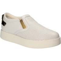 Schuhe Damen Slip on Byblos Blu 672026 Weiß