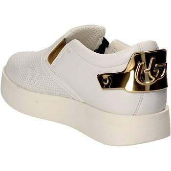 Byblos Blu 672026 Weiß - Schuhe Slip on Damen 4495