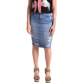 Kleidung Damen Röcke Fornarina BE172B88D873DA Blau
