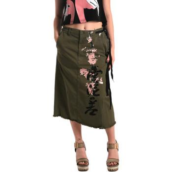 Kleidung Damen Röcke Fornarina BE172C10G29231 Grün