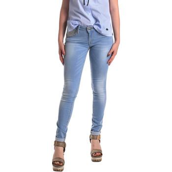 Kleidung Damen Röhrenjeans Fornarina BER1H37D709R60 Blau