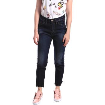 Kleidung Damen Slim Fit Jeans Fornarina BER1I44D790V3 Blau