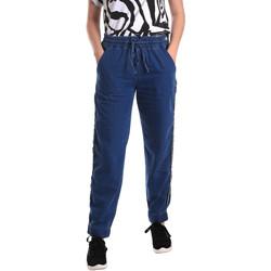 Kleidung Damen Straight Leg Jeans Fornarina SE171L93D883SK Blau