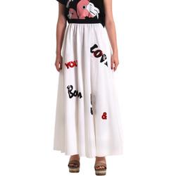 Kleidung Damen Röcke Fornarina SE172B94CA1609 Weiß