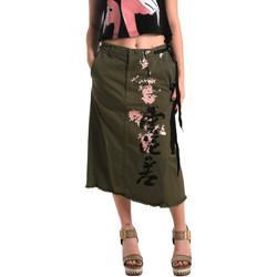 Kleidung Damen Röcke Fornarina SE172C10G29231 Grün