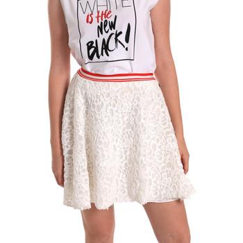 Kleidung Damen Röcke Fornarina SE172C12H26509 Weiß