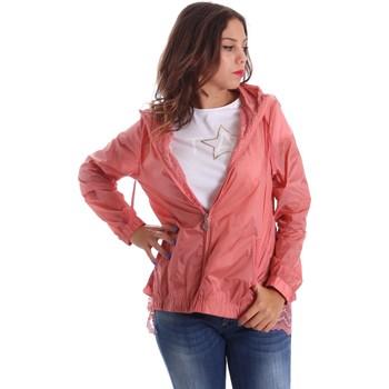 Kleidung Damen Windjacken Fornarina SE173C30N29968 Rosa