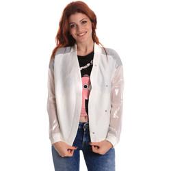Kleidung Damen Jacken Fornarina SE173C37I06809 Weiß