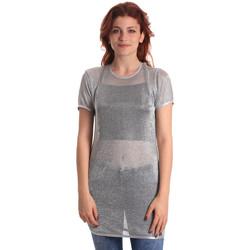 Kleidung Damen Tops / Blusen Fornarina SE175J69H27090 Grau