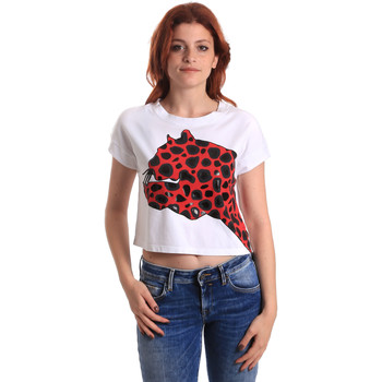 Kleidung Damen T-Shirts Fornarina SE175L32JG0709 Rot