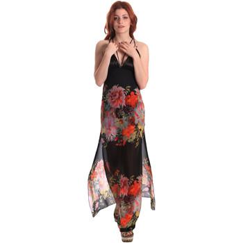 Kleidung Damen Maxikleider Fornarina SE178D67CA0700 Schwarz
