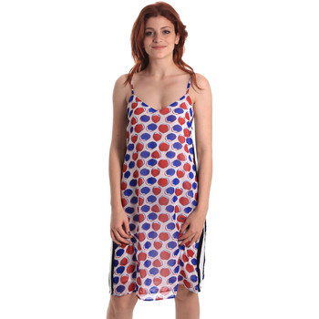 Kleidung Damen Kurze Kleider Fornarina SE178D82CA0676 Weiß