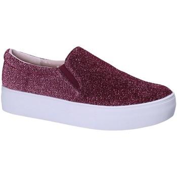 Schuhe Damen Slip on Fornarina PE17EY1118G062 Rosa