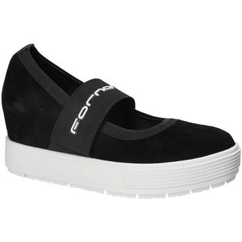 Schuhe Damen Ballerinas Fornarina PE17MJ1004S000 Schwarz