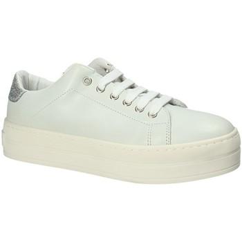 Schuhe Damen Sneaker Low Fornarina PE17MX1108C009 Weiß
