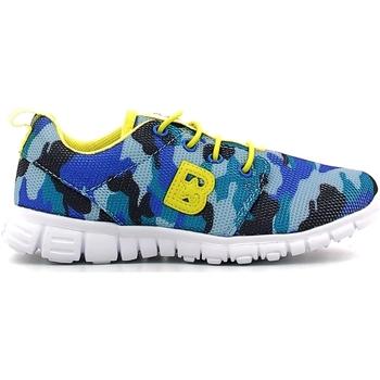 Schuhe Kinder Sneaker Low Blaike BS180003S Blau