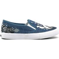 Schuhe Kinder Slip on Blaike BV020006T Blau