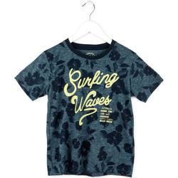 Kleidung Jungen T-Shirts Losan 713 1009AA Blau