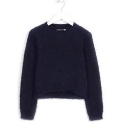 Kleidung Kinder Pullover Losan 624 5001AB Blau