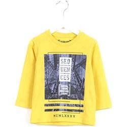 Kleidung Kinder Pullover Losan 625 1036AC Gelb