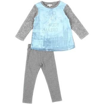Kleidung Mädchen Kleider & Outfits Losan 626 8761AD Grau