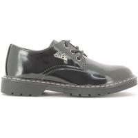 Schuhe Kinder Derby-Schuhe Lulu LL130009S Schwarz