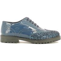 Schuhe Kinder Derby-Schuhe Alberto Guardiani GK21000G Blau