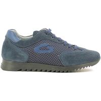 Schuhe Kinder Sneaker Low Alberto Guardiani GK22343G Blau
