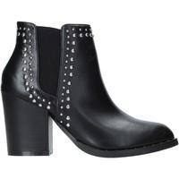 Schuhe Damen Low Boots Gold&gold B19 GJ183 Schwarz