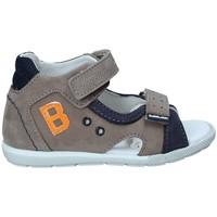 Schuhe Kinder Sandalen / Sandaletten Balducci CITA1087 Grau