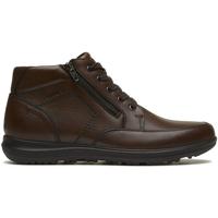 Schuhe Herren Boots Enval 2231311 Braun