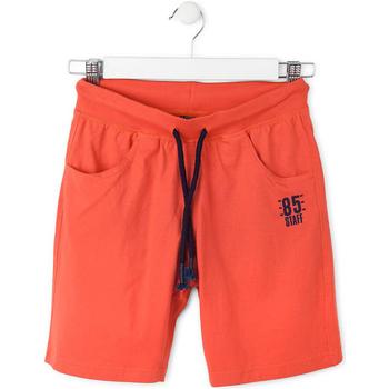 Kleidung Kinder Shorts / Bermudas Losan 713 6002AA Orange