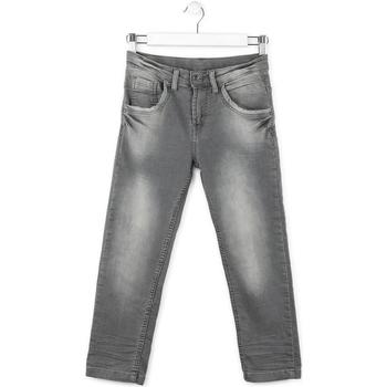 Kleidung Kinder Slim Fit Jeans Losan 713 6012AA Grau