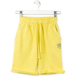 Kleidung Kinder Shorts / Bermudas Losan 713 6016AA Gelb