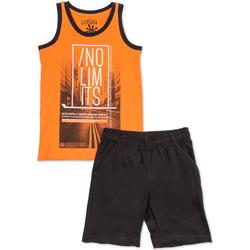 Kleidung Jungen Kleider & Outfits Losan 713 8044AA Orange