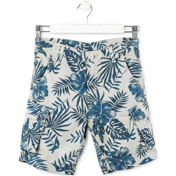 Kleidung Kinder Shorts / Bermudas Losan 713 9005AA Blau